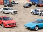 Group B rally car collection heading to Bonhams