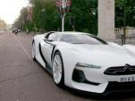 GTbyCitroen supercar concept
