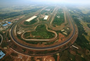Guangde Proving Ground is now China's biggest test facility for new cars