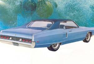 Guilty Pleasure 1970 Mercury Marauder X-100