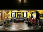 Guy Fieri's custom garage