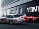 GWA's La Carrera Panamericana tribute cars