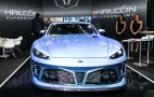 German Sports Car Startup Halcón Unveils Falcarto At Frankfurt Auto Show: Video