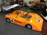 Half-Scale McLaren M8B Can-Am car