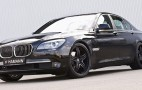 Hamann adds BMW 7-series to arsenal
