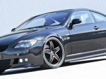 Hamann tunes BMW's facelifted 6-series