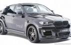 Hamann Tycoon BMW X6 widebody kit