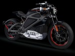 Harley Davidson Reveals LiveWire Electric Motorcycle: Video