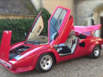 Harry's Garage takes the Lamborghini Countach on a European road trip