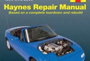 Haynes repair manual. Image: Haynes Publishing