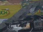 Heikki Kovalainen crashes hard in the 2010 ROC