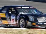 Heinricy on track at Portland International Raceway, 2005