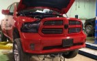 This Hellcat-powered Ram 1500 cost over $90,000, still has 4WD
