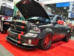 Hellcat-powered Ram 1500 Hellfire, SEMA 2016