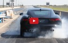 Hennessey Jaguar F-Type R Coupe Packs 623 HP, Tears Up Drag Strip: Video