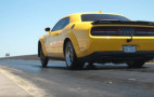 Hennessey Demon runs the quarter mile in 9.14 seconds