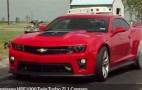 Hennessey Twin-Turbo Camaro ZL1 HPE1000 Quarter-Mile Testing: Video
