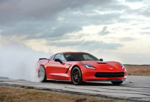 Hennessey HPE700 Corvette Stingray.