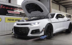 Hennessey builds The Exorcist Chevrolet Camaro ZL1 1LE just in time for SEMA