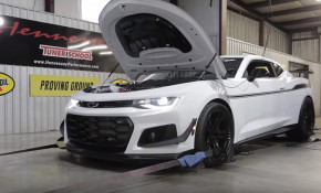 Hennessey The Exorcist Chevrolet Camaro ZL1 1LE