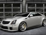 Hennessey V1000 Cadillac CTS-V Coupe