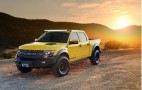 Hennessey F-150 Raptor driven by Jeremy Clarkson heads to auction