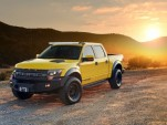 "2014 Hennessey VelociRaptor 600 used in ""Top Gear"""