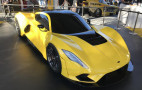 Hennessey Venom F5 revealed with over 1,600 HP, aims for 301 MPH top speed