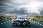 Hennessey Venom F5 coming Nov. 1; might hit 300 mph, destroy Chiron?