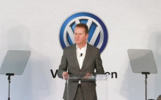 Volkswagen chief: VW is done with diesels in the U.S.