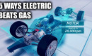 Here are 5 ways electric cars out perform gas-powered cars