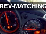 Here's how you rev-match with your manual transmission
