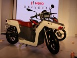 Indian Maker Hero Unveils Diesel-Engined Motorcycle Concept