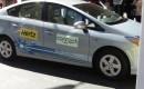 Hertz electric vehicle rental