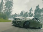 HGK BMW M2 features LS V-8 power