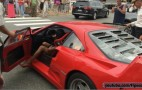 This Woman Can Drive A Ferrari F40 In Heels, What's Your Excuse?: Video