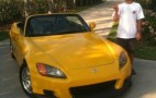 700-HP Electric Honda S2000 Built By High Schooler: Video