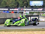 Highcroft Racing at the start of Petit Le Mans in September Photo: Anne Proffit