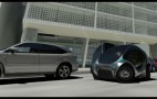 Hiriko Electric Car: Clean, Green, Out-Parks Smarts