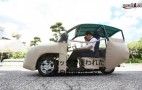 Hit A Pedestrian In This Electric Car? No Problem