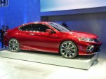 Honda Accord Coupe Concept  -  2012 Detroit Auto Show