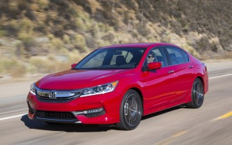 The 2017 Honda Accord Sport becomes Special when you add leather, we agree