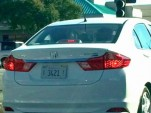 Will U.S. Get Honda Fit Sedan To Join Hatchback, HR-V? Test Car Spied