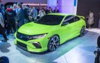 Honda Confirms Type R For U.S. At Civic Concept Debut: 2015 New York Auto Show
