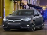 2016 Honda Civic Sedan: Sleek Lines, Turbo Engine, CVT For Efficiency