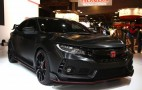 Update: Honda confirms manual-only Civic Type R