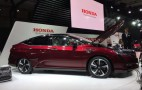 2017 Honda Clarity Fuel Cell Sedan: Live Photos, More Details From Tokyo