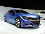 Honda Concept B hybrid hatchback (Photo: Indian Autos Blog)