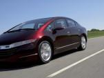 Honda confirms hydrogen fuel-cell sedan for 2008