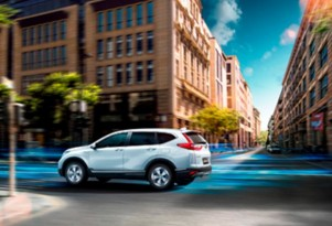 2018 (?) Honda CR-V Hybrid all but confirmed for U.S. sale after Shanghai debut